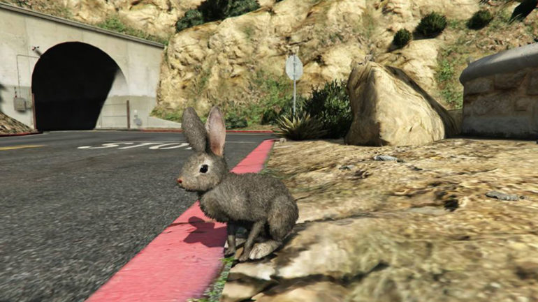Grand Theft Auto Online Peyote Rabbit