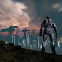 Halo: Reach City