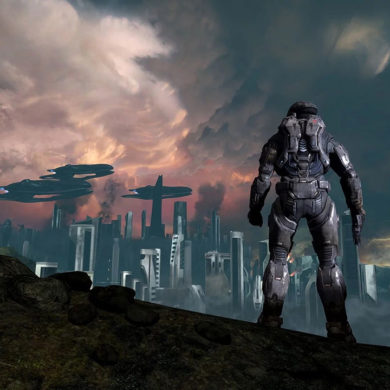 Halo: Reach City