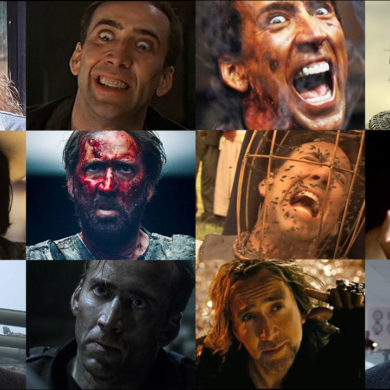 Maximum Nic Cage