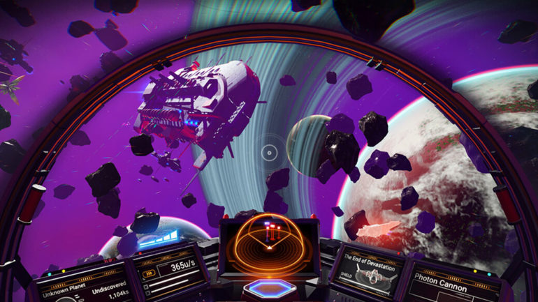 No Man's Sky Synthesis