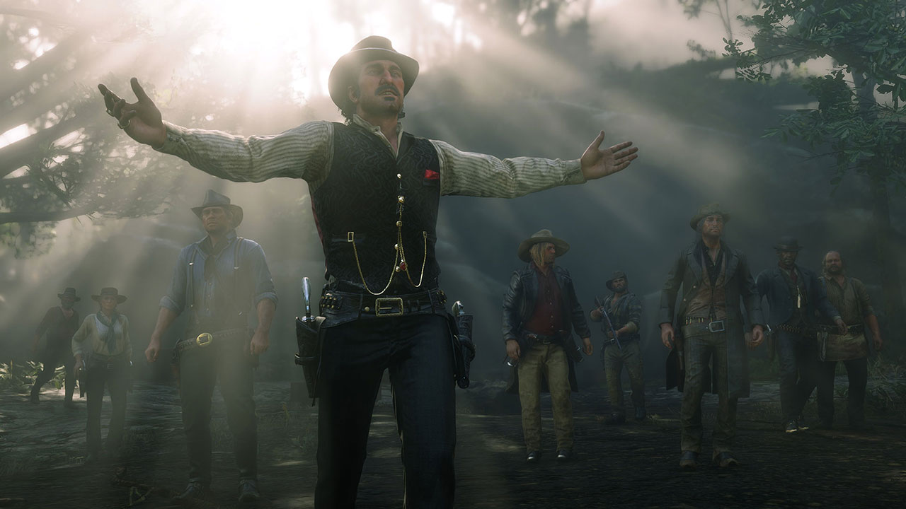 Red Dead Redemption 2 Gang