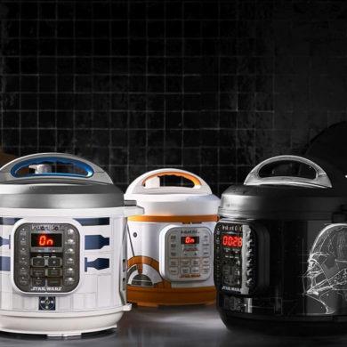 Star Wars Instant Pots