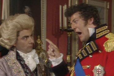 Blackadder Duke of Wellington
