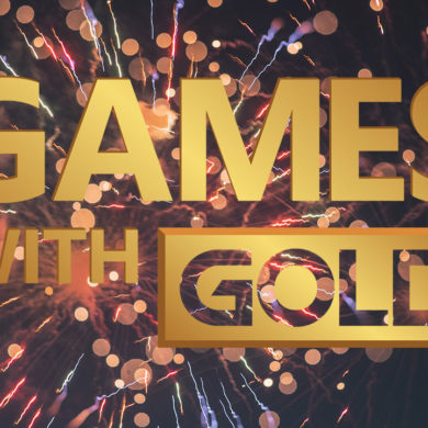 Games with Gold January
