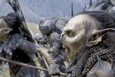Lord of the Rings Orcs