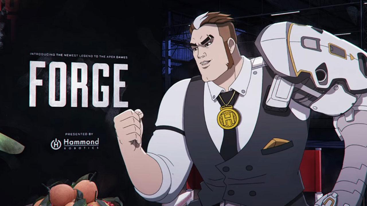 Apex Legends Forge Intro