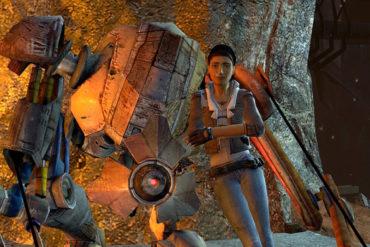 Half-Life 2 D0G Alyx