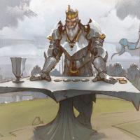 Riot Games Tellstones: King's Gambit