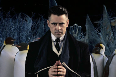 The Batman Colin Farrell Penguin