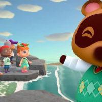 Animal Crossing: New Horizons Nook
