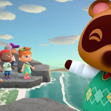 Animal Crossing: New Horizons Nook