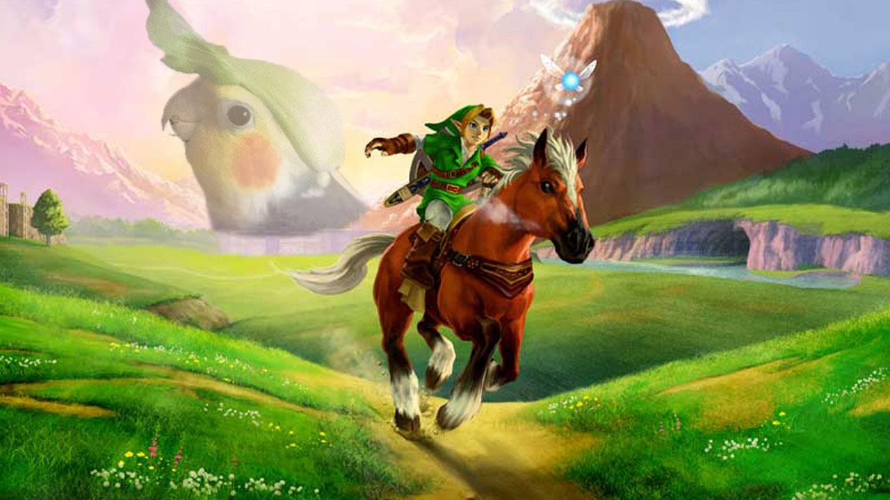 Zelda Cockatiel