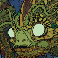 Call of Cthulhu Colouring Book