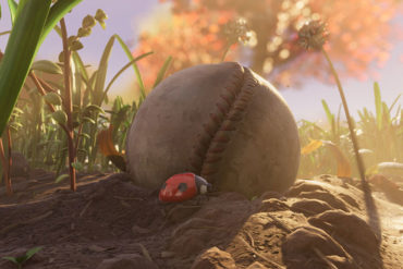 Grounded Baseball