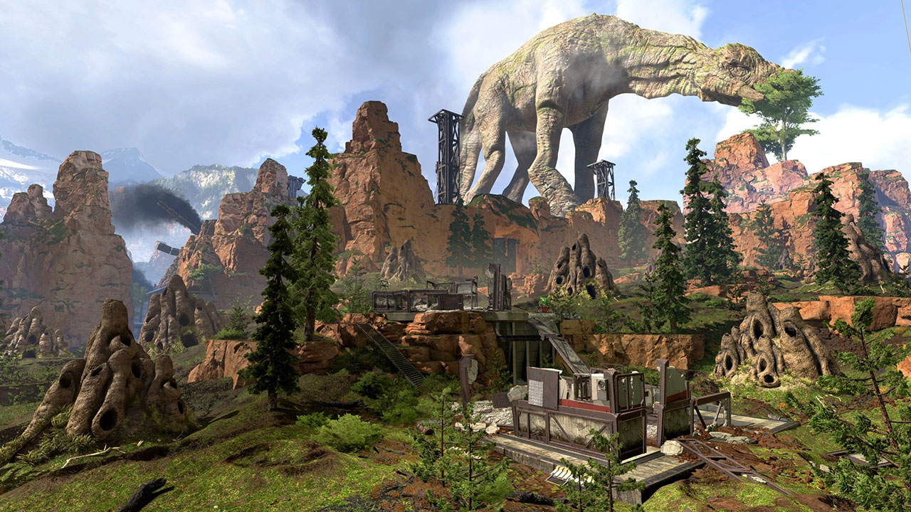 Kings Canyon permanently returns to Apex Legends tomorrow, now with more loot > NAG - NAG