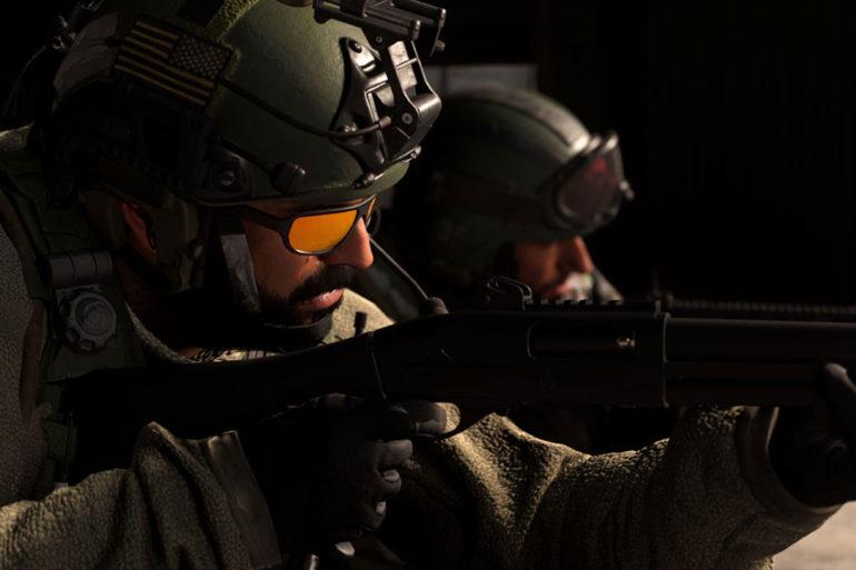 Call of Duty: Warzone Firing