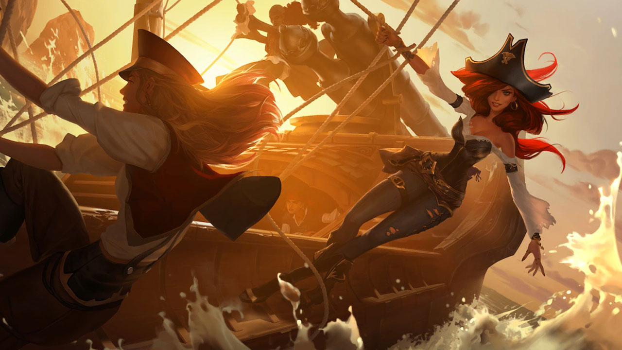 Legends of Runeterra Miss Fortune