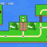 Super Mario Maker 2 World Maker