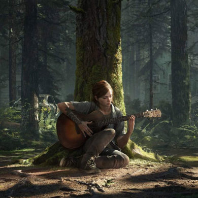 The Last of Us Part II Guitar