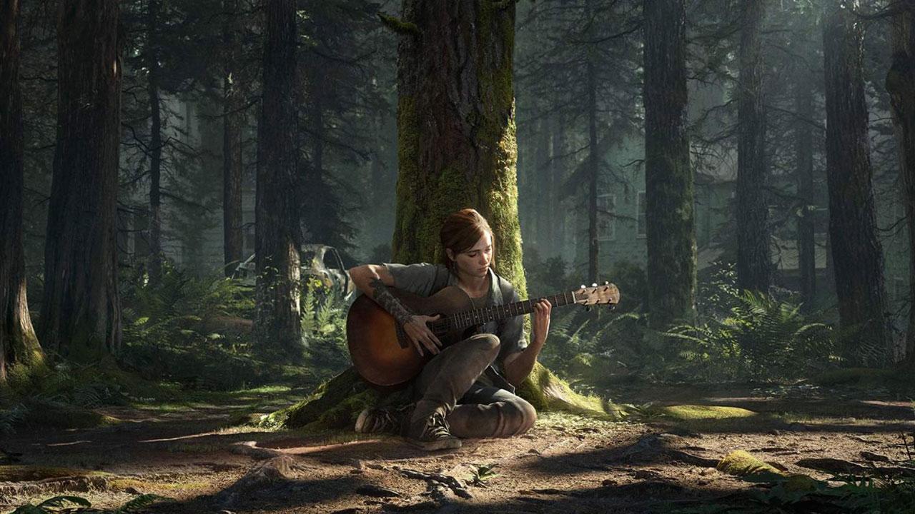 The Last of Us Part II Guitar