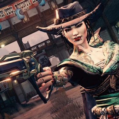 Borderlands 3 DLC 3 Bounty of Blood