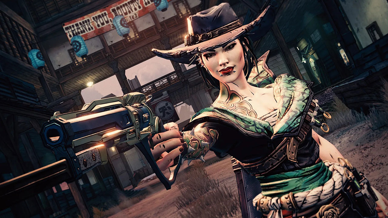 Borderlands 3 goes Red Dead for upcoming DLC > NAG - NAG