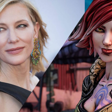 Borderlands Movie Blanchett