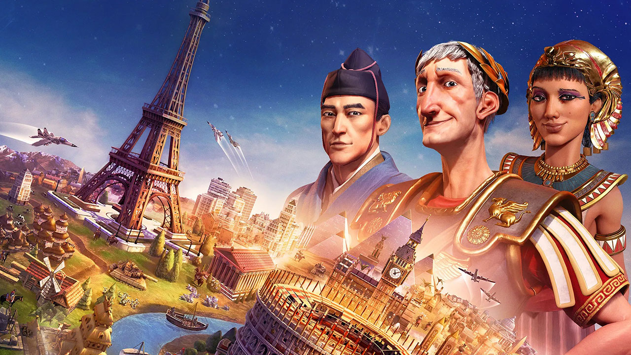 Get Civilization VI free from the Epic Games Store > NAG - NAG