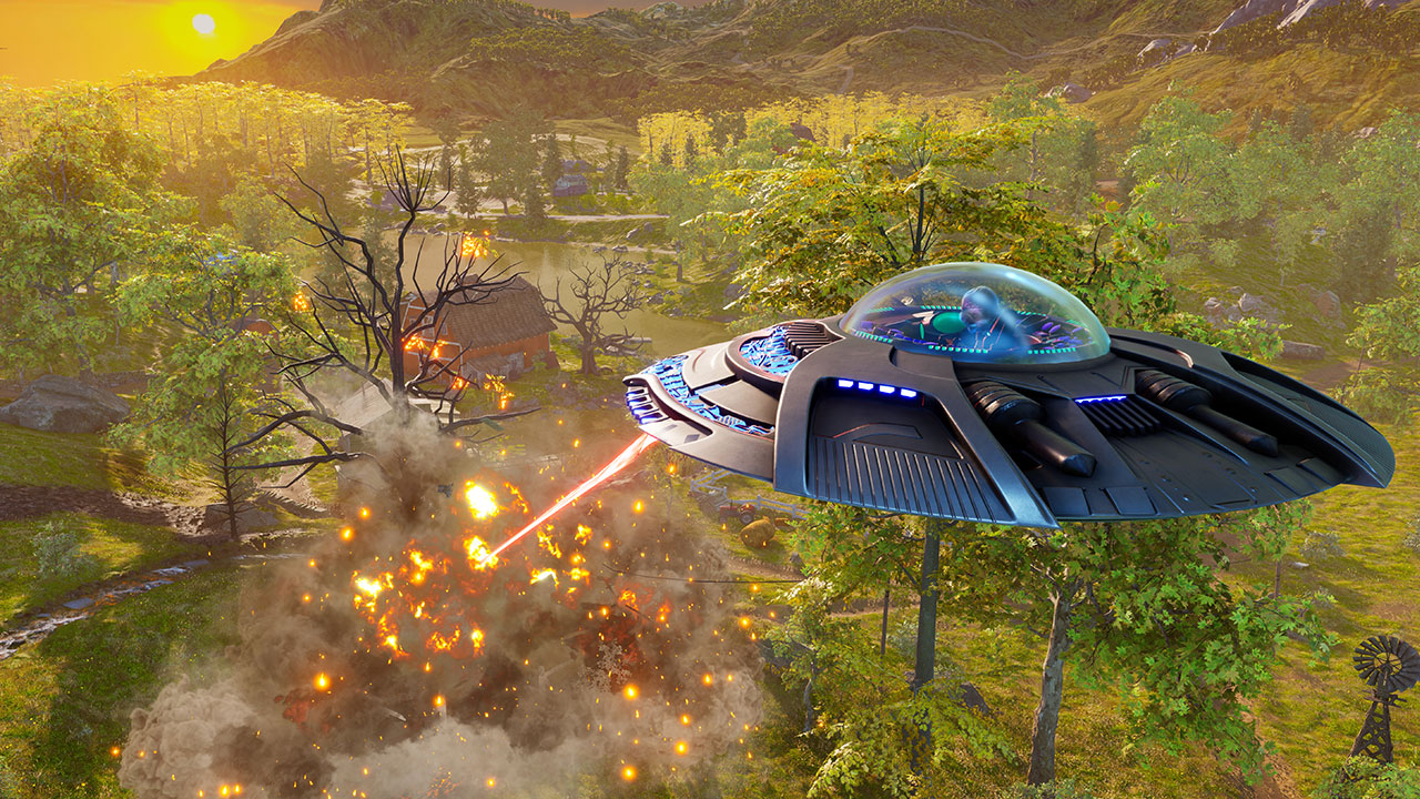Destroy All Humans! is coming soon to a primitive human entertainment module near you > NAG - NAG