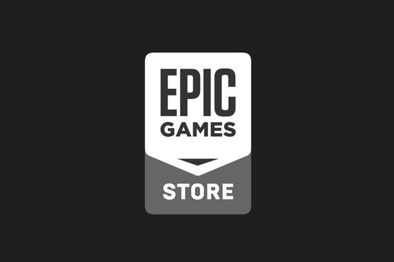 Epic Games Store Logo
