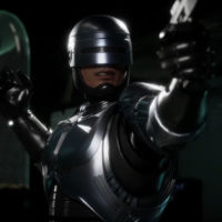 Mortal Kombat 11: Aftermath RoboCop