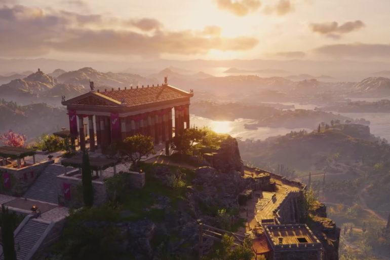 Ubisoft Discovery Tour Greece