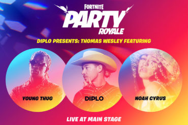 Fortnite Party Royale Diplo