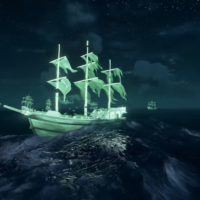 Sea of Thieves Haunted Shores