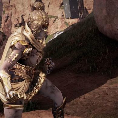 Apex Legends Marble Goddess Wraith