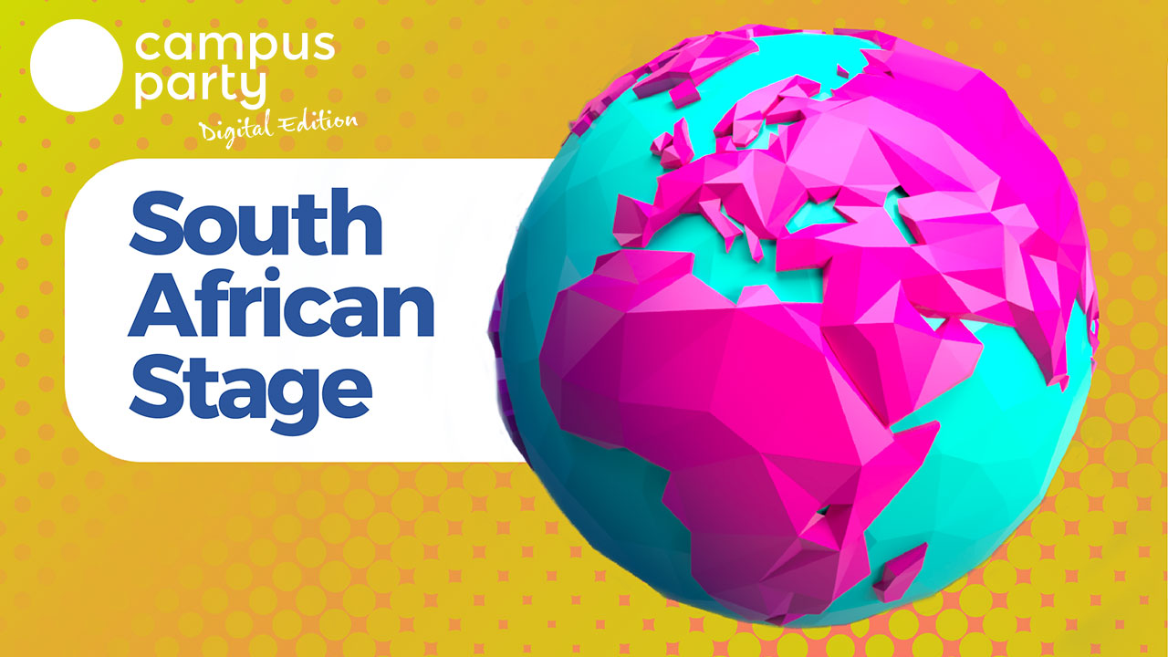 Campus Party South Africa Stage