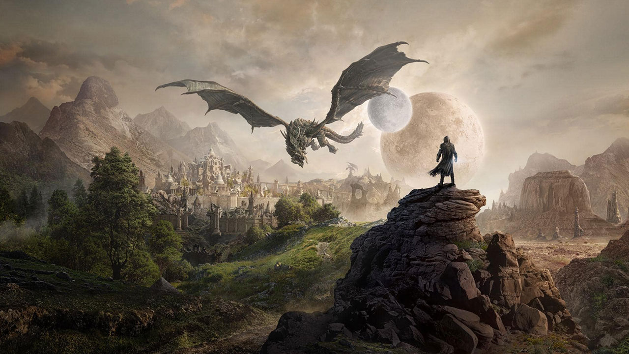 Microsoft won't have to launch The Elder Scrolls VI on PS5 to break even on its multi-billion ZeniMax acquisition,