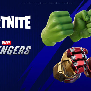Fortnite Marvel's Avengers