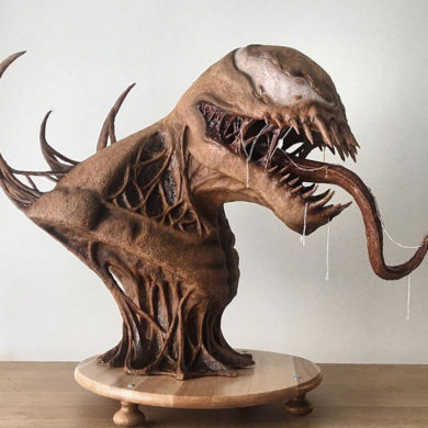 Venom Sculpt
