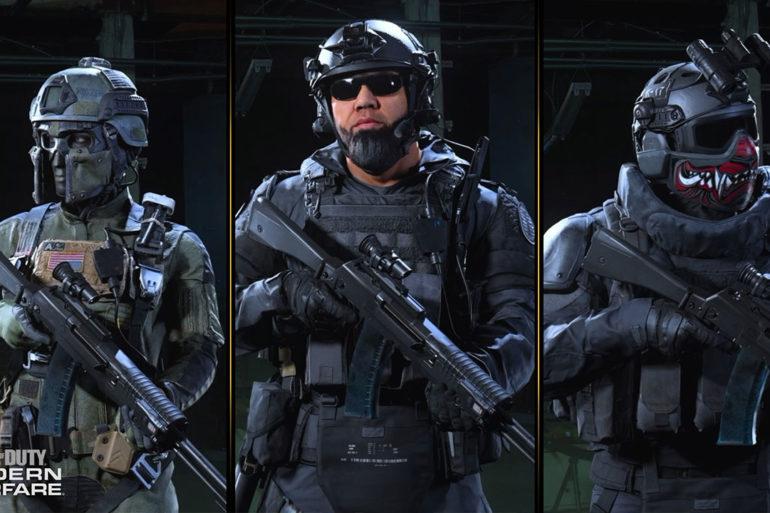Call of Duty: Modern Warfare Season Five