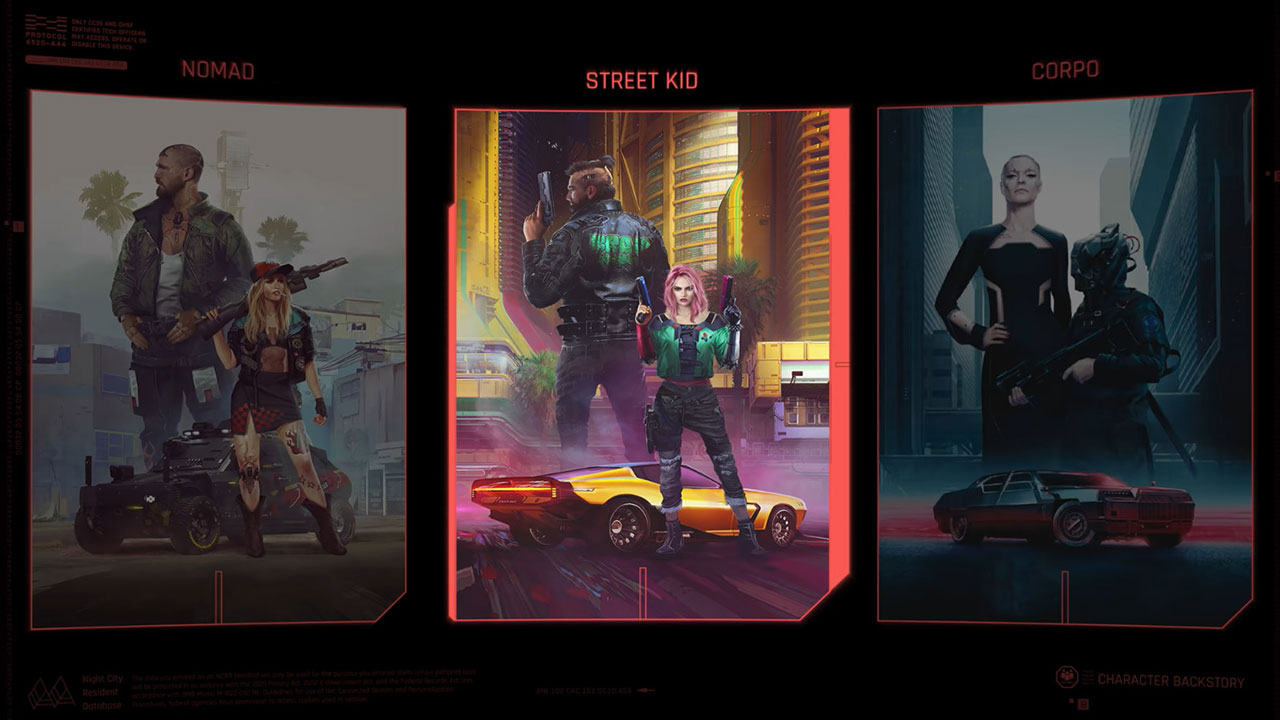 Your origin story actually means something in Cyberpunk 2077 > NAG - NAG