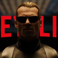 Resident Evil Wesker Netflix
