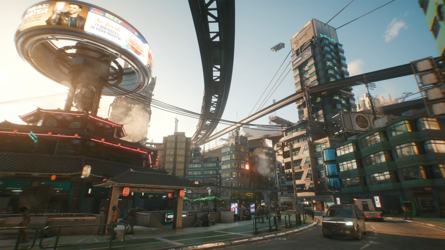 New Cyberpunk 2077 videos introduce places to visit and people to meet (and murder) - NAG