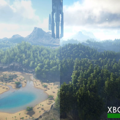 ARK: Survival Evolved Xbox Series X