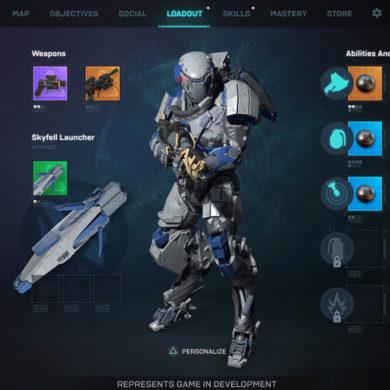 Anthem 2.0 Javelin
