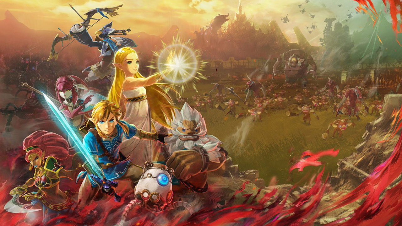 Hyrule Warriors Age Of Calamity Gameplay Features Aggressive Apple Consumption Nag