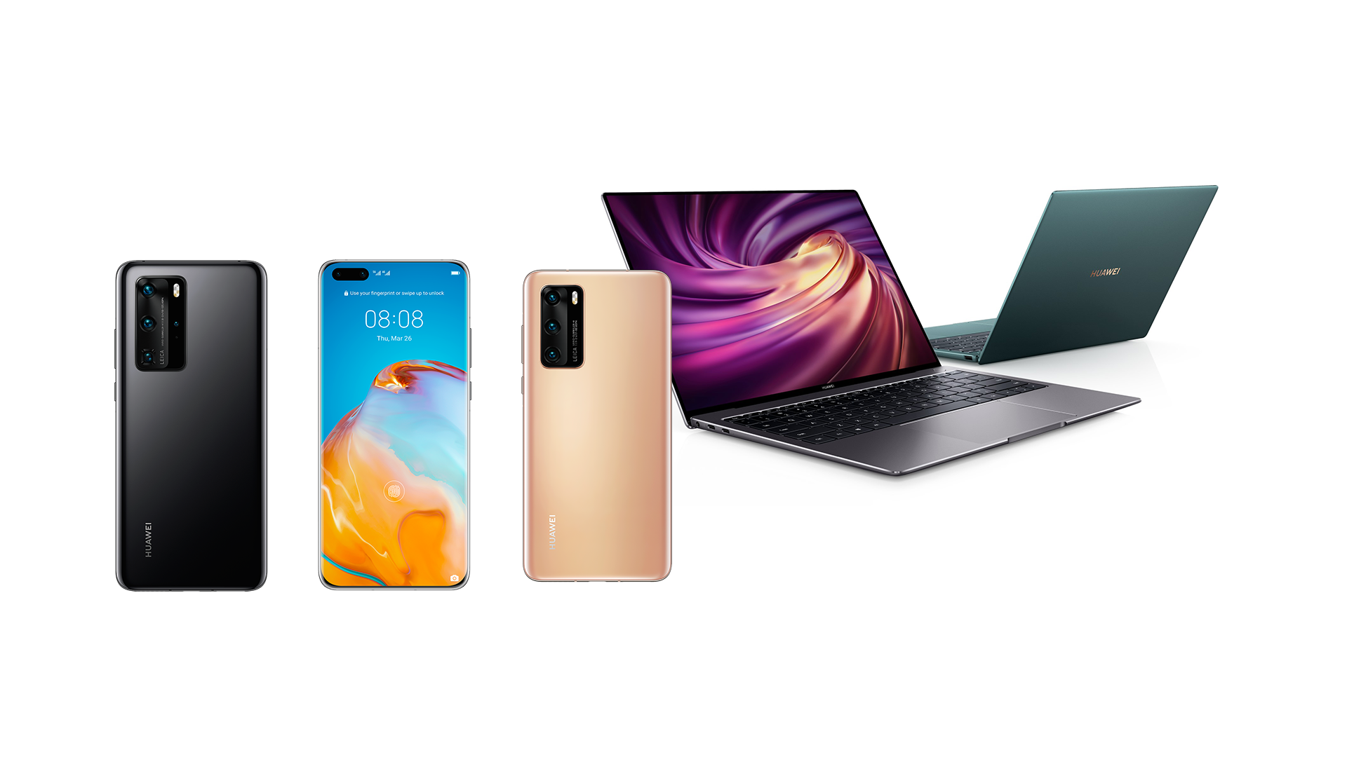 Boost your productivity with the HUAWEI P40 Pro and the HUAWEI MateBook X Pro - NAG