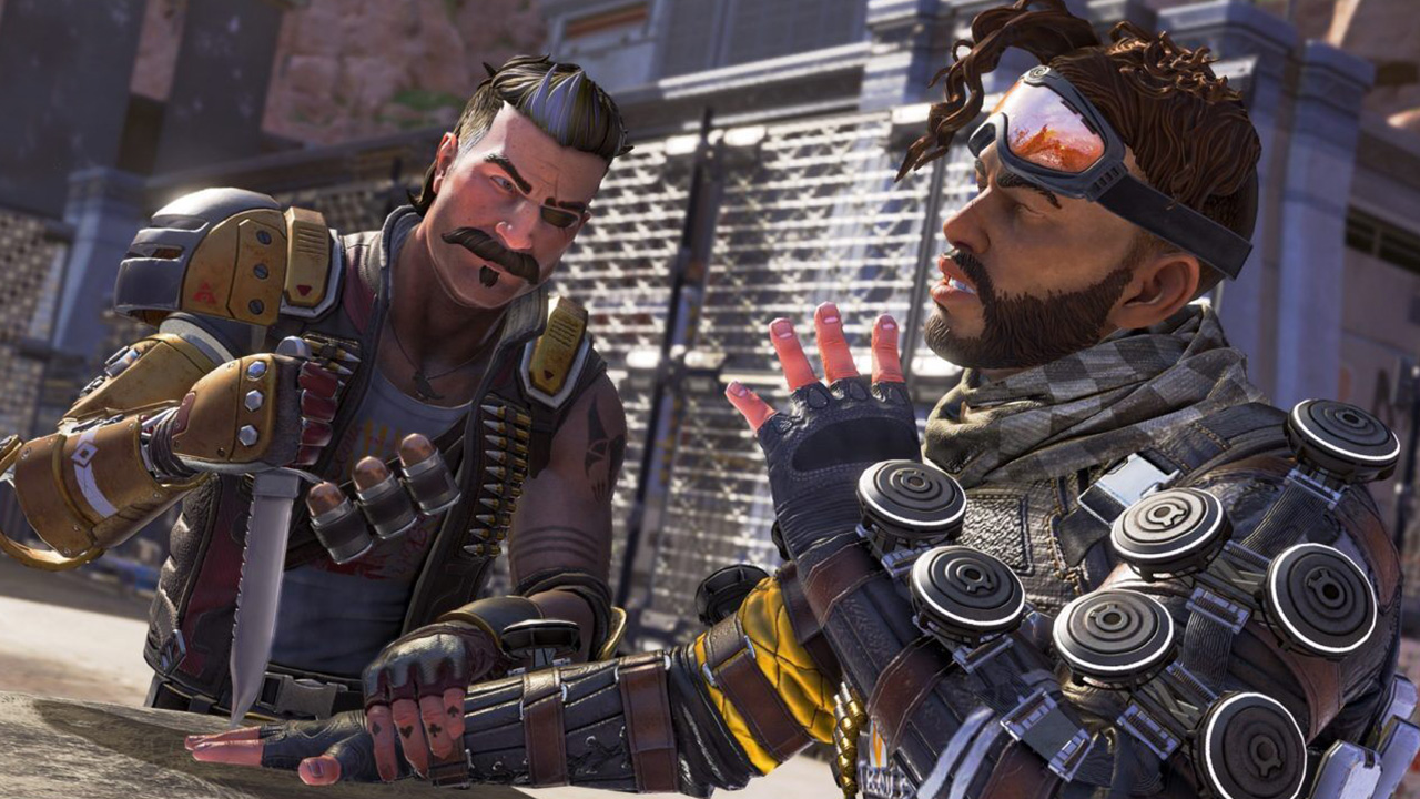 Apex Legends still not dead, reaches Steam's top five most-played games > NAG - NAG