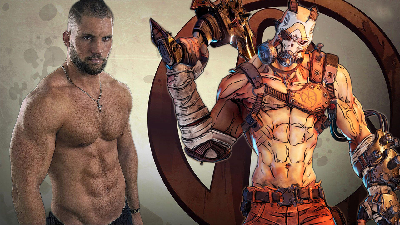 Krieg cast in Borderlands movie and WHY ARE YOU YELLING?! > NAG